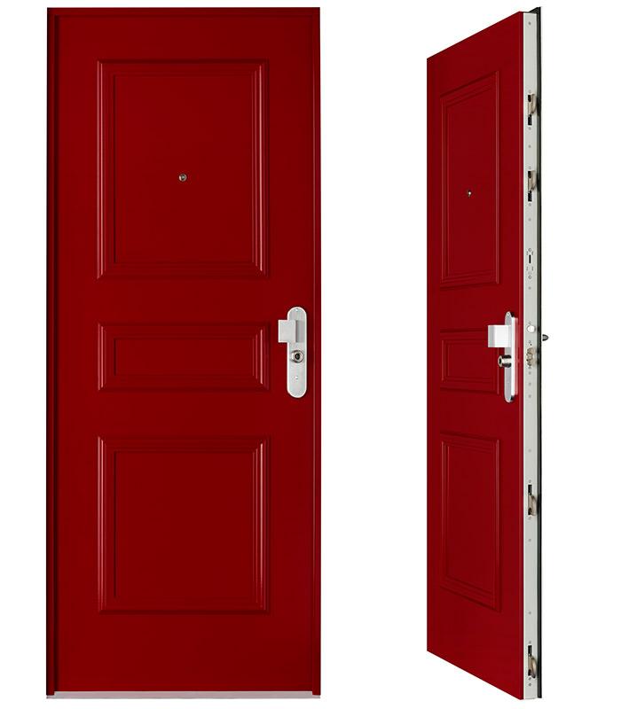 Porte blindée fichet Pontoise foxeo his