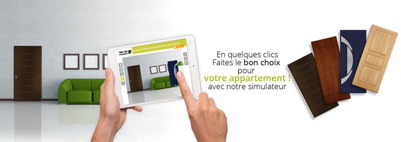 Point Fort Fichet Pontoise Simulateur Porte blindée appartement en ligne
