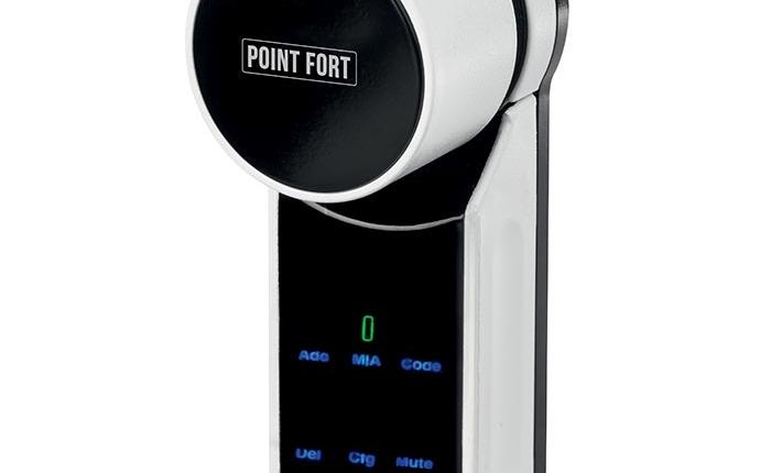 Cylindre Fichet motorisé ENTR® Pontoise