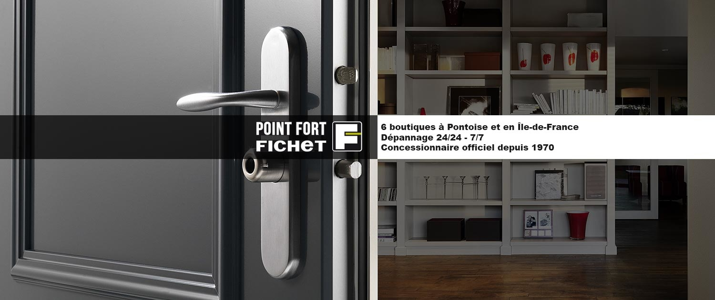 Point Fort Fichet Pontoise et en Île-de-France