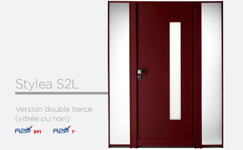 Porte Blindée Fichet Stylea S2L Pontoise