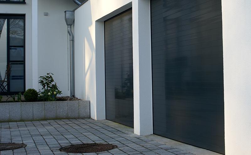 Porte de garage Fichet A2P Carstyl à Pontoise