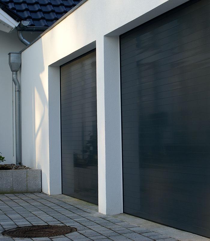Porte de garage Fichet A2P Carstyl Pontoise